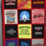 T-Shirt Quilt - 730