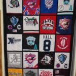 T-shirt quilt - 746