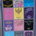 T-Shirt Quilt - 726