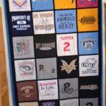 T-Shirt Quilt - 1012