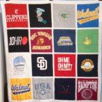 T-Shirt Quilt - 1013