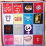 T-Shirt Quilt - 1017