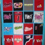 T-Shirt Quilt - 1029