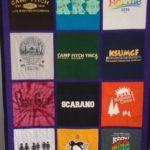 T-Shirt Quilt - 1030