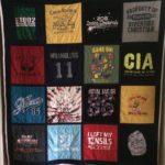 T-Shirt Quilt - 1031