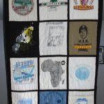 T-Shirt Quilt - 1033