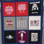 T-Shirt Quilt - 1035