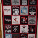 T-Shirt Quilt - 1036