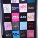 T-Shirt Quilt - 1038