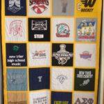 T-Shirt Quilt - 1039