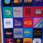 T-Shirt Quilt - 1053