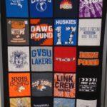 T-Shirt Quilt -1057