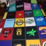 T-Shirt Quilt - 1058