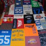 T-Shirt Quilt - 1060