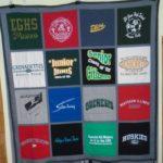 T-Shirt Quilt - 1063