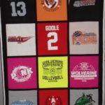 T-Shirt Quilt - 1064
