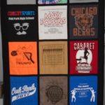 T-Shirt Quilt -1066