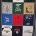 T-Shirt Quilt - 1067