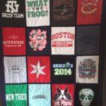 T-Shirt Quilt -1085