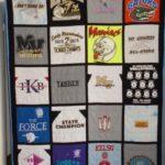 T-Shirt Quilt - 1086