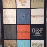 T-Shirt Quilt -1095
