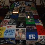 T-Shirt Quilt -1099