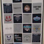 T-Shirt Quilt - 1100
