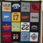 T-Shirt Quilt - 1110A