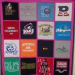 T-Shirt Quilt - 1110B