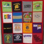 T-Shirt Quilt - 1110C