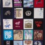 T-Shirt Quilt - 1126