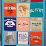 T-Shirt Quilt - 1129