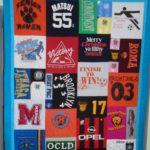 T-Shirt Quilt - 1145b