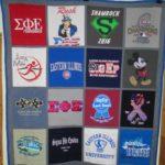 T-Shirt Quilt - 1165