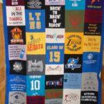 T-Shirt Quilt - 943