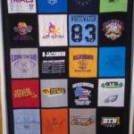 T-Shirt Quilt - 958