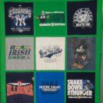 T-Shirt Quilt - 961b