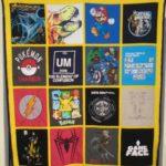 T-Shirt Quilt - 964b