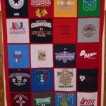 T-Shirt Quilt - 965
