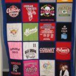 T-Shirt Quilt - 986