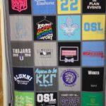 T-Shirt Quilt - 990