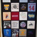 T-Shirt Quilt - 991