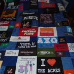 T-Shirt Quilt - 992