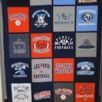 T-Shirt Quilt - 993
